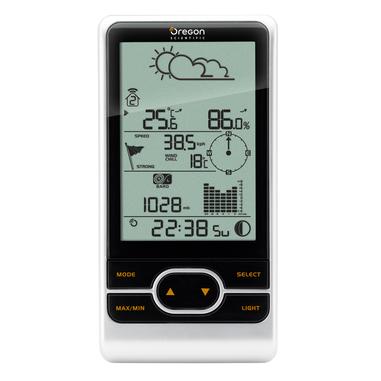 Oregon Scientific WMR86 stazione meteorologica digitale Nero, Bianco Batteria