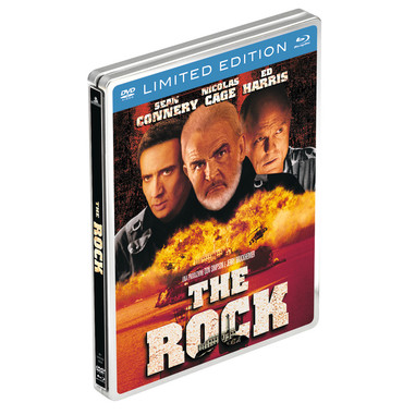 The rock (Blu-ray + DVD)