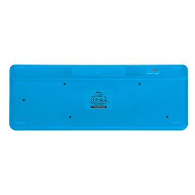 Trust Veza tastiera wireless con touchpad