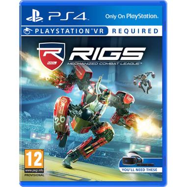 RIGS Mechanized Combat League, PlayStation VR