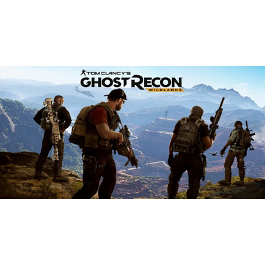 Tom Clancy's Ghost Recon Wildlands, PS4