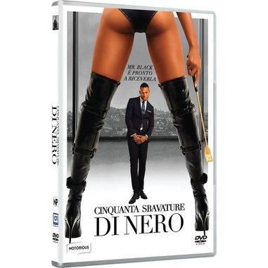 Cinquanta sbavature di nero (DVD)