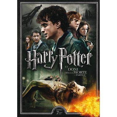 Harry Potter e i doni della morte - parte 2 - edizione speciale (DVD)