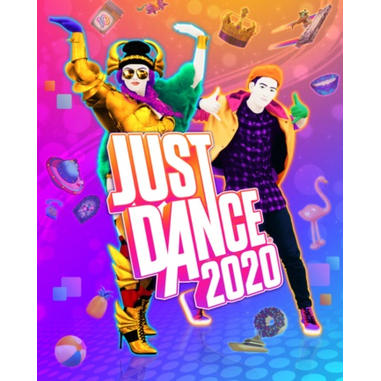 Just Dance 2020, PS4