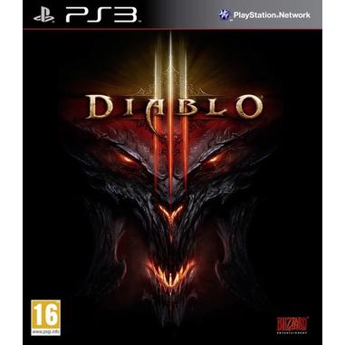 Blizzard Diablo III, PS3