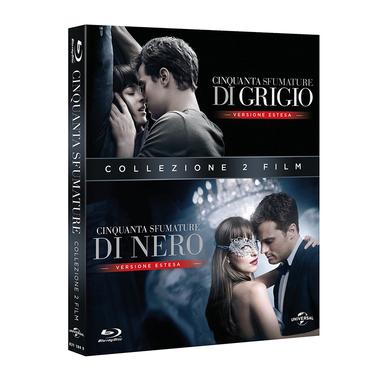 Cinquanta Sfumature (Blu-ray)