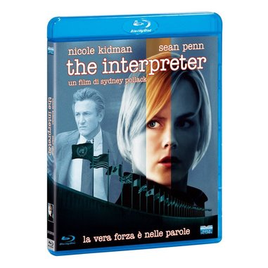 The interpreter - ed. limitata Tin Box (Blu-ray)