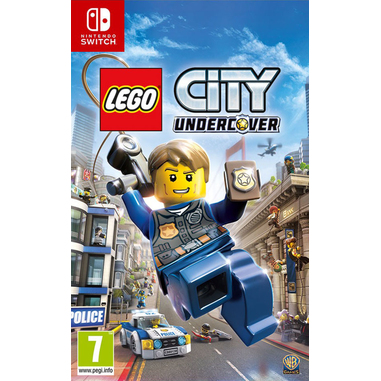 LEGO City Undercover, Switch