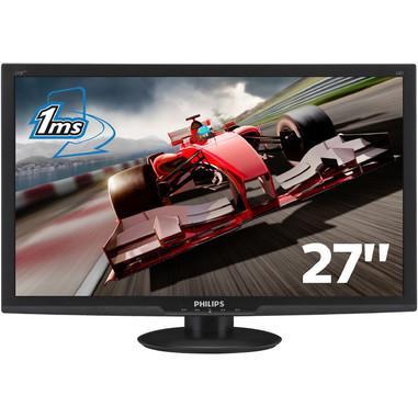 Philips Monitor LCD, retroilluminazione LED 273E3LHSB/00