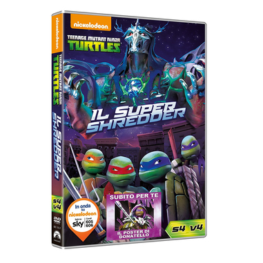Teenage Mutant Ninja Turtles: - Il Super Shredder (DVD)