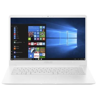 "ASUS VivoBook S15 S510QA-BR014T Computer portatile Bianco 39,6 cm (15.6"") 1366 x 768 Pixel 7th Generation AMD A12-Series APUs 8 GB DDR4-SDRAM 256 GB SSD Wi-Fi 5 (802.11ac) Windows 10"