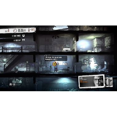 This War of Mine: The Little Ones, Xbox One