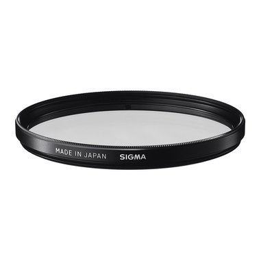 Sigma AFF9B0 Ultraviolet (UV) camera filter 72mm camera filters