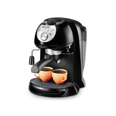 DeLonghi EC 201.CD.B Libera installazione Manuale Macchina per espresso 1L 2tazze Nero macchina per caffè