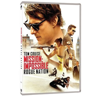 Mission Impossible - Rogue Nation (DVD)