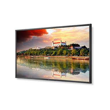 NEC MultiSync X841UHD-2 Digital signage flat panel 84