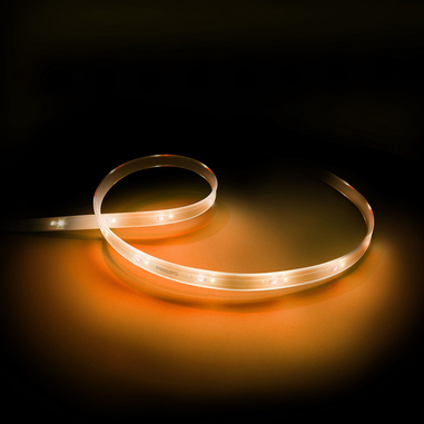 Philips Hue Lightstrip Striscia LED 200 cm, Kit Base