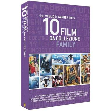 Il meglio di Warner Bros. 10 film da collezione family (Blu-ray)