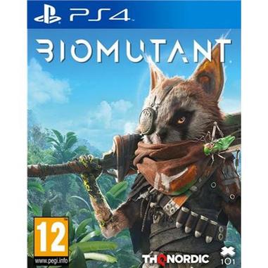 Biomutant, PS4