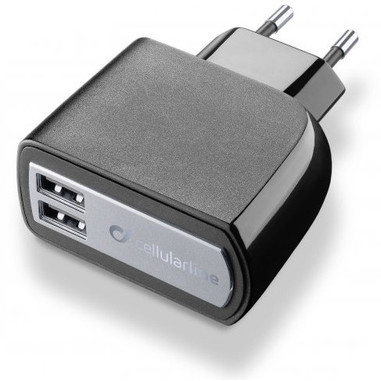 Cellularline USB Charger Ultra Fast Charge Universale