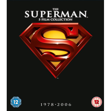Superman collection 5 film (DVD)