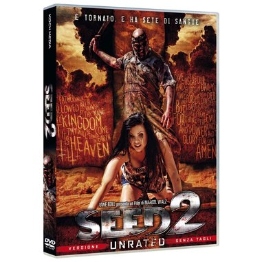 Seed 2 (DVD), Vietato ai Minorenni (18+)