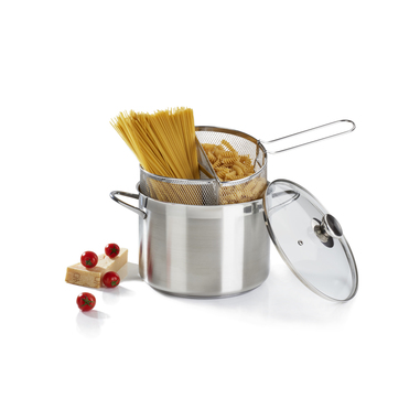 Barazzoni Spaghettiere Doppio Cestello