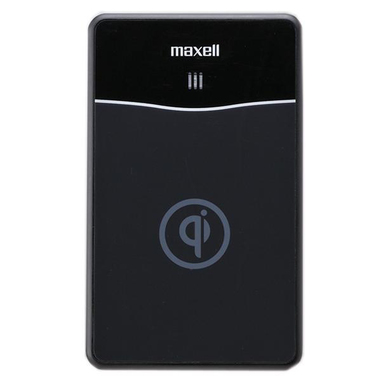 Maxell Air Voltage Charger Interno Nero