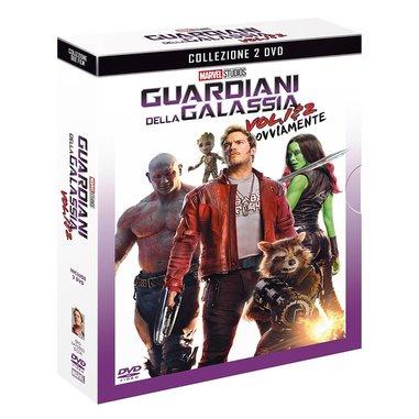 Guardiani della Galassia Volume 1 e 2, DVD DVD 2D ITA
