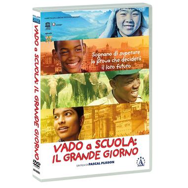 Vado a scuola - Il grande giorno, DVD DVD 2D ITA