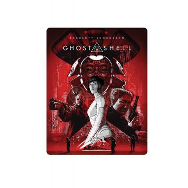 Ghost In The Shell, 4K Blu-Ray Blu-ray 2D ITA