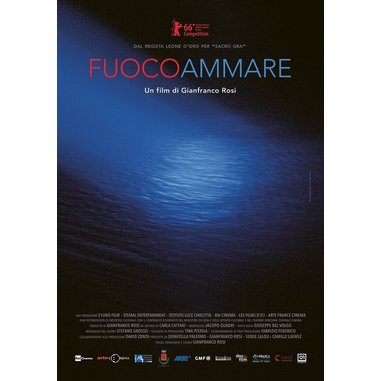 Fuocoammare (Blu-ray)