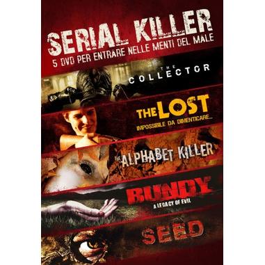 Box Serial Killer DVD