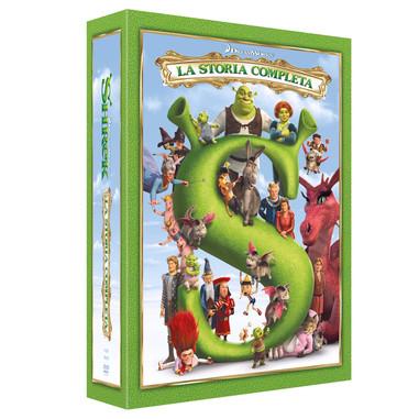 Shrek: la storia completa - (DVD)