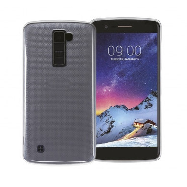 Phonix Cover Gel Protection Plus - Transparente - LG K8 (2017)