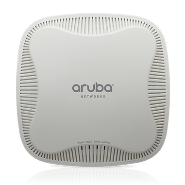 Aruba, a Hewlett Packard Enterprise company AP-103 300Mbit/s Supporto Power over Ethernet (PoE) Bianco punto accesso WLAN