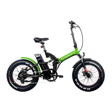 Argento Bike Bimax Nero Green 508 Cm 20 Lithium Ion Li Ion 25