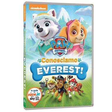 Paw Patrol - Conosciamo Everest (DVD)