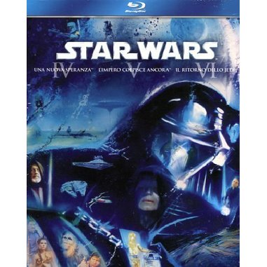 Star Wars - trilogia originale (Blu-ray)