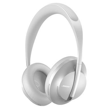 Bose® Noise Cancelling Headphones 700 auricolare per telefono cellulare Stereofonico Padiglione auricolare Argento