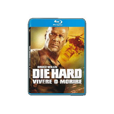 Die Hard IV Vivere o morire Blu-ray