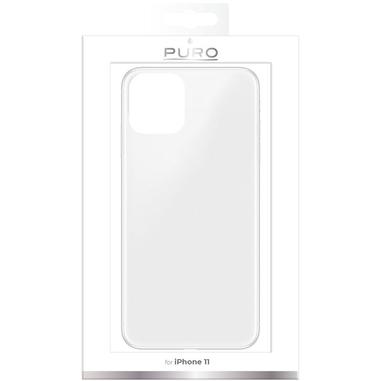 PURO IPCX611903NUDETR custodia per iPhone 11 15,5 cm (6.1