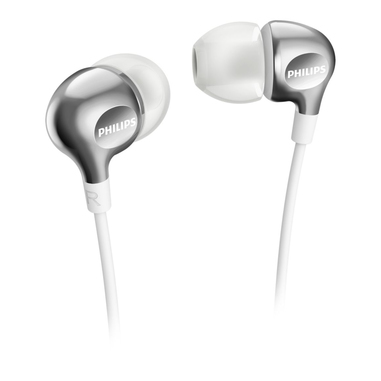 Philips auricolari in-ear bianchi