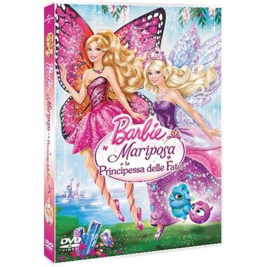 Barbie Mariposa e la Principessa delle Fate (2013), DVD