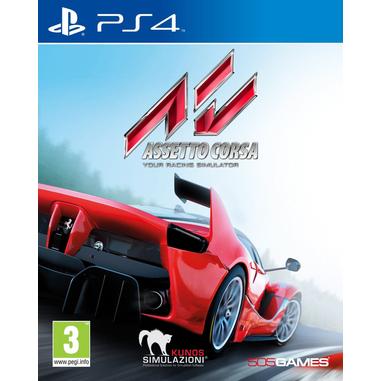 Assetto Corsa, PS4