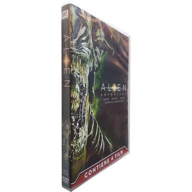 Alien quadrilogia (DVD)