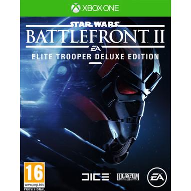 Star Wars Battlefront II: Elite Trooper Deluxe Edition, Xbox One Deluxe Xbox One Italiano videogioco
