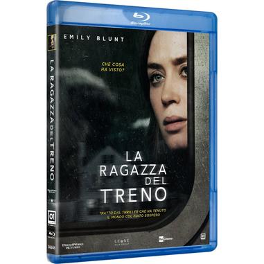 Rai Cinema La ragazza del treno (Blu-ray)