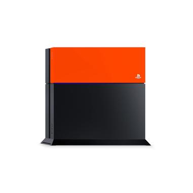 Sony PS4 Cover Personalizzate Neon orange