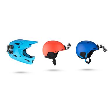GoPro AHFSM-001 fissaggio frontale e laterale per casco